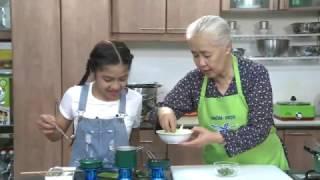 Bộ đồ chơi nấu ăn phát triển trí tuệ trẻ em - BDC Bếp phó của mẹ - Món canh bí