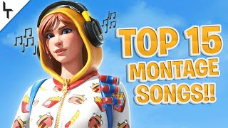 Top 15 Songs to Use For Your Fortnite Montages!