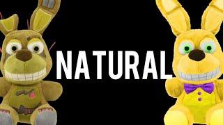 Fnaf Natural plush version