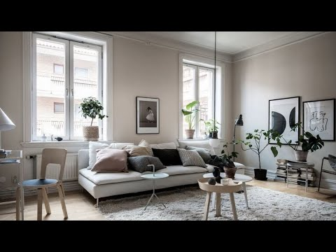 🍍 Interior Design | 50 Living Room Ideas In Scandinavian Design