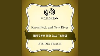 That's Why They Call It Grace (High Key Performance Track Without Background Vocals)