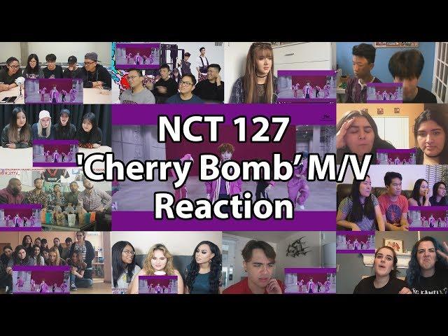 NCT 127 엔시티 'Cherry Bomb' MV