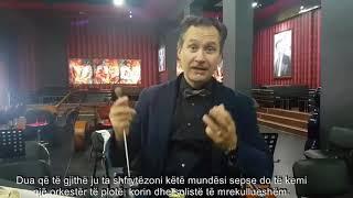 """Ein Deutsches Requiem"" nga Johannes Brahms 2017, dirigjenti Ehart Wycik ju fton ta ndiqni"