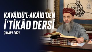 Kavâ'ıdü'l-'Akâid'den İ'tikâd Dersi 49. Bölüm