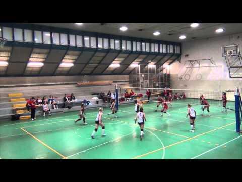 Preview video III Div. Femminile - 7a Giornata - 13-01-2015 - Almevilla VS Curno2010Volley