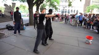 Hitting in NYC Electrci Boogie BBoy Showcase .