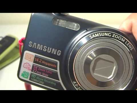 Samsung ST65 Review-Best Camera For YouTube Starters?