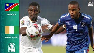 Highlights: Namibia vs. Ivory Coast