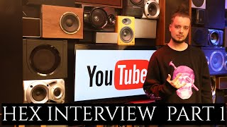EXPRESATE TV HEX INTERVIEW PART 1