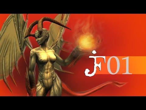 Герои меча и магии 5 демон картинка