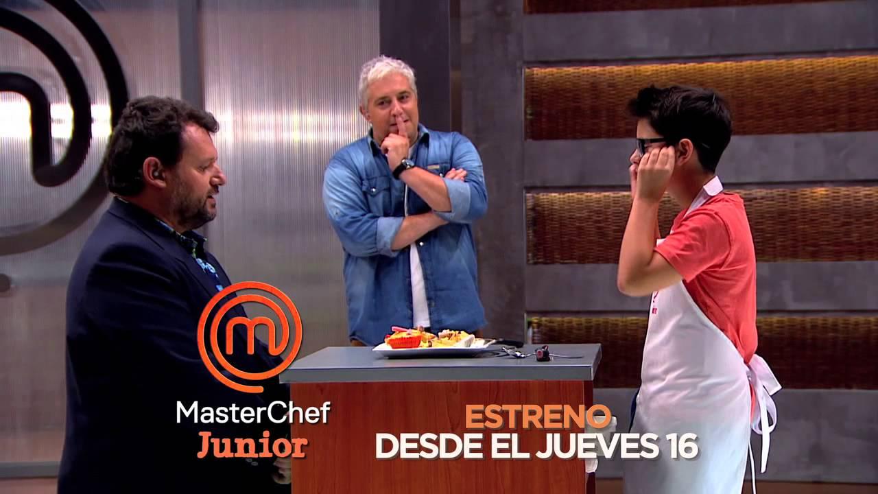 Llega MasterChef Junior: desde el 16 de julio en Telefe #MasterChefAr #MasterChef