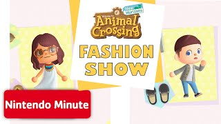 Animal Crossing: New Horizons Fashion Show!