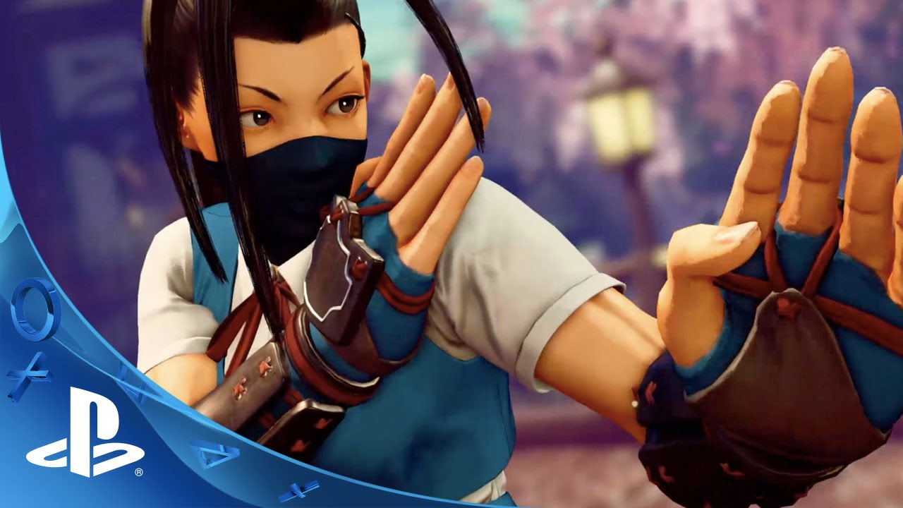 ¡Ibuki se une a Street Fighter V!