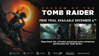 SHADOW OF THE TOMB RAIDER Gameplay Walkthrough /Full GAMEPLAY / 1080p HD