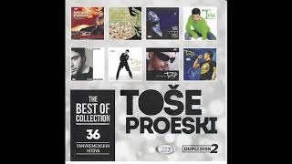 THE BEST OF  - Tose Proeski  - The Hardest Thing - ( Official Audio ) HD