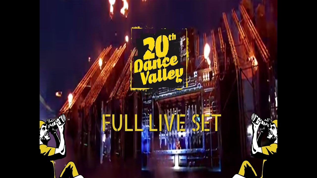 Brennan Heart - Live @ Dance Valley 2014