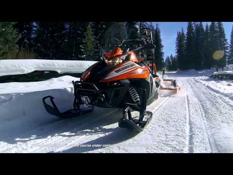 2016 Arctic Cat Bearcat 2000 LT in Twin Falls, Idaho - Video 2
