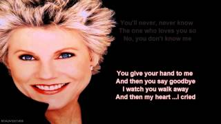 Anne Murray + You Don't Know Me + Lyrics/HD