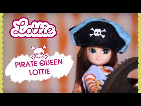 Lottie Набор аксессуаров Королева Пиратов