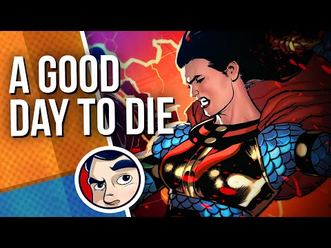 "DCeased ""A Good Day To Die"" #7 
