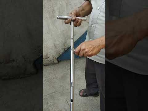 SS316 Thief Powder Sampling Rod