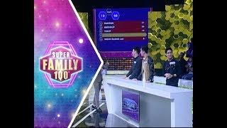 Apakah Tim Cogan Alias Cowok Ganteng Bisa Menyapu Bersih? - Super Family 100