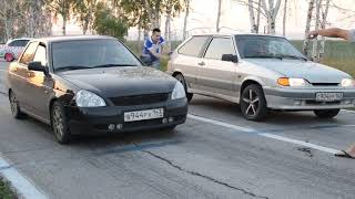 Automobile racing Ваз 2113 драг рейсинг ( ТЫХАН TV )