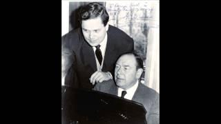 Schubert - Nachtstück - Fischer-Dieskau / Moore 1958