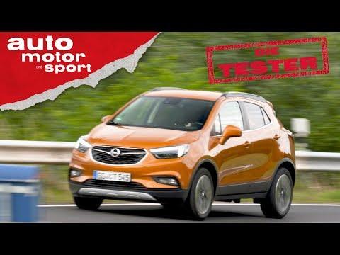 Opel Mokka X: Zwischen Crossland und Grandland ist noch Platz - Die Tester | auto motor und sport