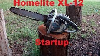 The chainsaw guy shop talk Repair Homelite 150 chainsaw Auto