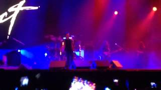 Brandon Flowers - Jilted lovers and broken hearts - Vive latino 2015