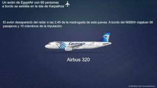 Accidente EgyptAir