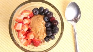 My Favorite Overnight Oats! - Laura Vitale - Laura In The Kitchen Episode 1020