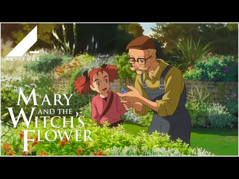 Mary and the Witch's Flower UK Trailer