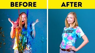 COOL WAYS TO UPGRADE YOUR BORING T-SHIRTS