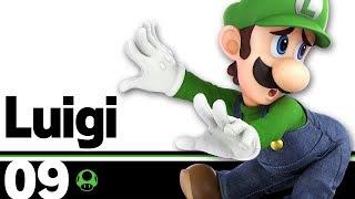 09: Luigi – Super Smash Bros. Ultimate
