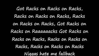 YC Ft Furture Racks on Racks LYRICS