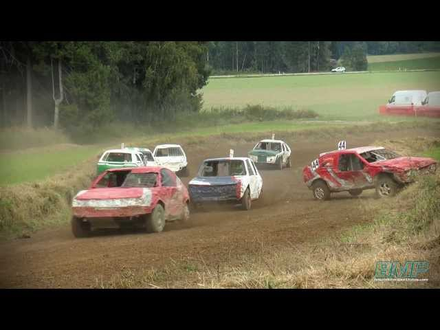 Autocrash Schweiggers 2013