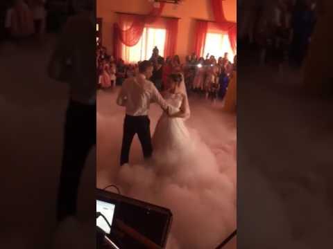 Оформлення весільного танцю спецефектами, відео 15