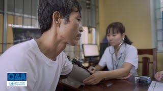 WHO: Improving the physical health of people with severe mental disorders