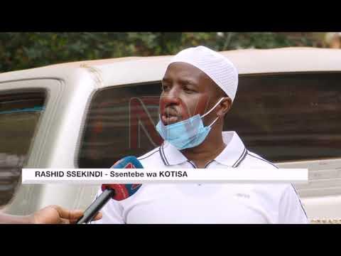 OKUWANDIISA TAKISI: Ababakulira bevumbye akafubo ne KCCA