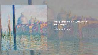 String Sextet no. 2 in G major, Op. 36