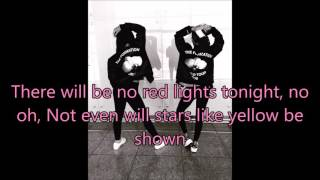 Chloe X Halle   Red Lights (Lyrics) READ DESCRIPTION