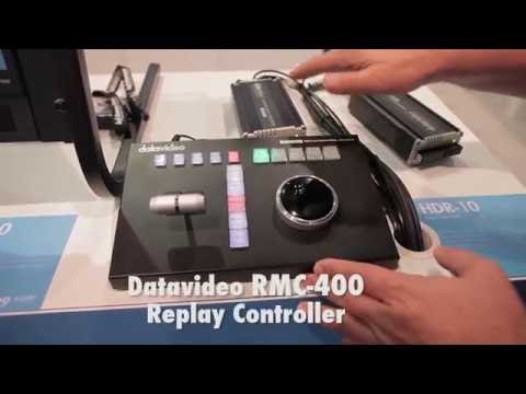Infocomm 2016: Datavideo RMC-400