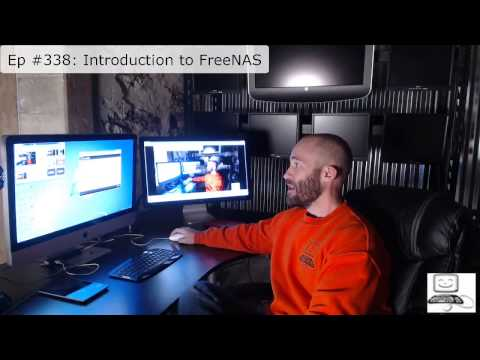 comment installer freenas