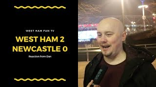"""West Ham Fan TV: """"You know I have to start with a wooooo!"""""""