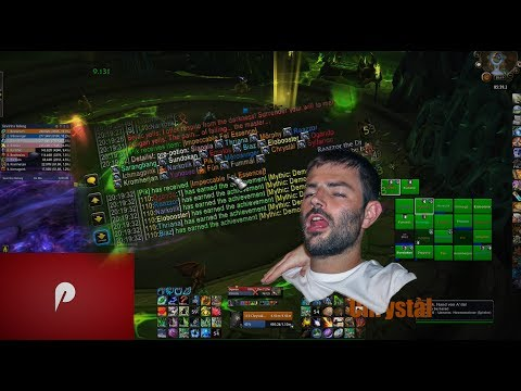 p2bh Video: p2bh vs ToS - Demonic Inquisition Mythic
