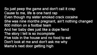 Too $hort   The Ghetto ( Lyrics )