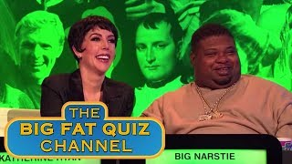 Dmx's Face Is On Mount Rushmore | Big Fat Quiz Of Everything