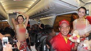 Maskapai Pesawat dengan Pramugari Berbikini Masuk Indonesia Maret 2019, Disinyalir Akan Tuai Polemik